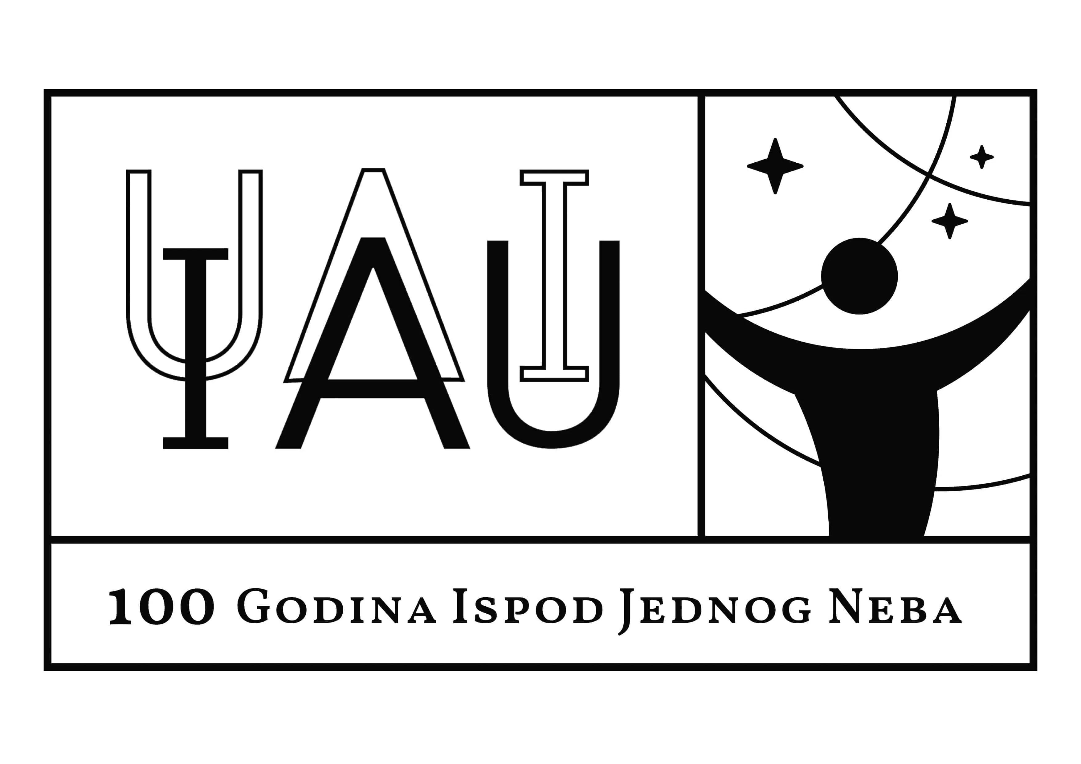 IAU100: sto godina ispod jednog neba