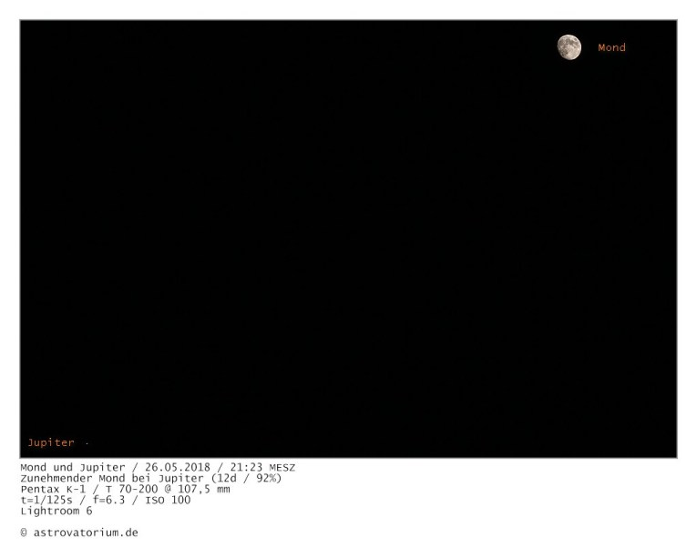 180526 Zunehmender Mond mit Jupiter 12d_92vH_beschriftet