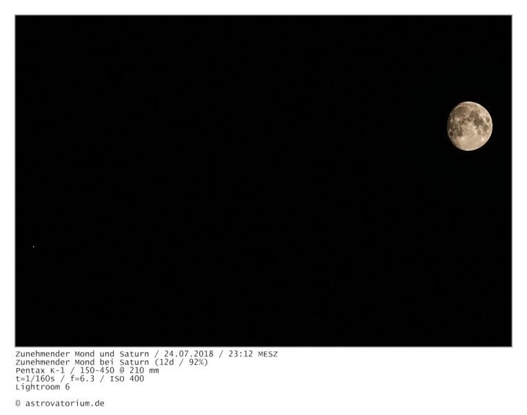 180724 Zunehmender Mond bei Saturn 12d_92vH