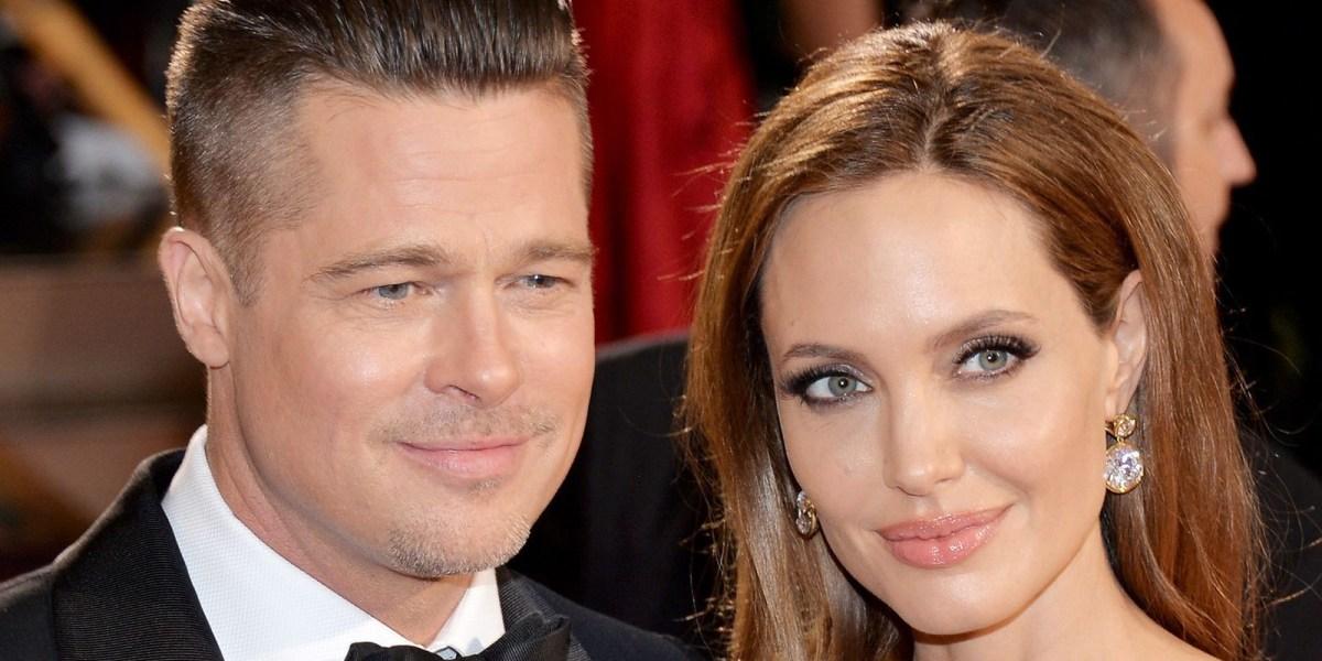 Брэд Питт и Анджелина Джоли: зеркальный лабиринт трансформаций