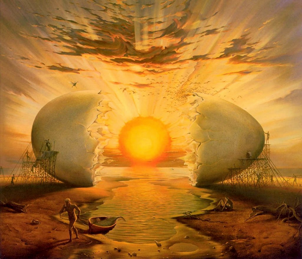 Июль. Начало нового цикла самореализации или нового цикла противостояний с миром