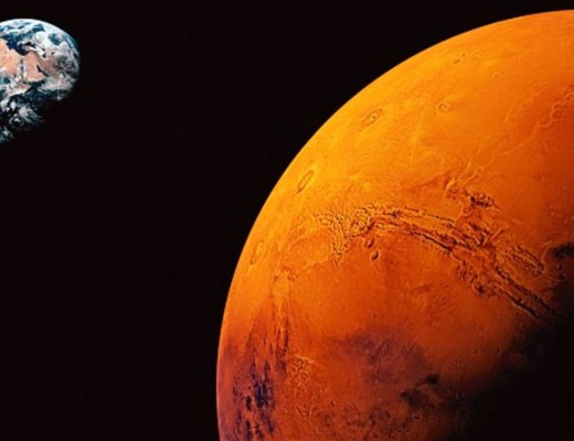 Ретроградная петля Марса 2018