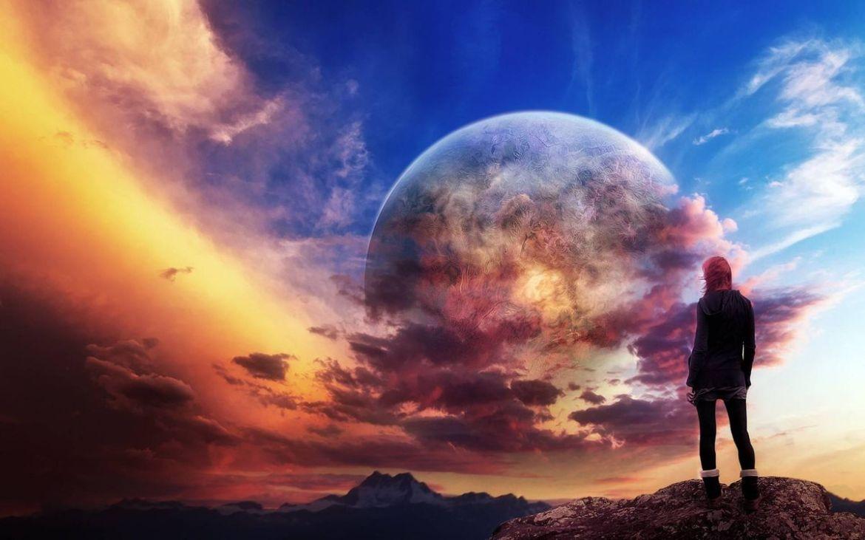 Лунное затмение 27 июля 2018
