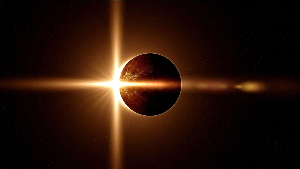 Солнечное затмение 13 июля 2018 года: отправная точка в будущее