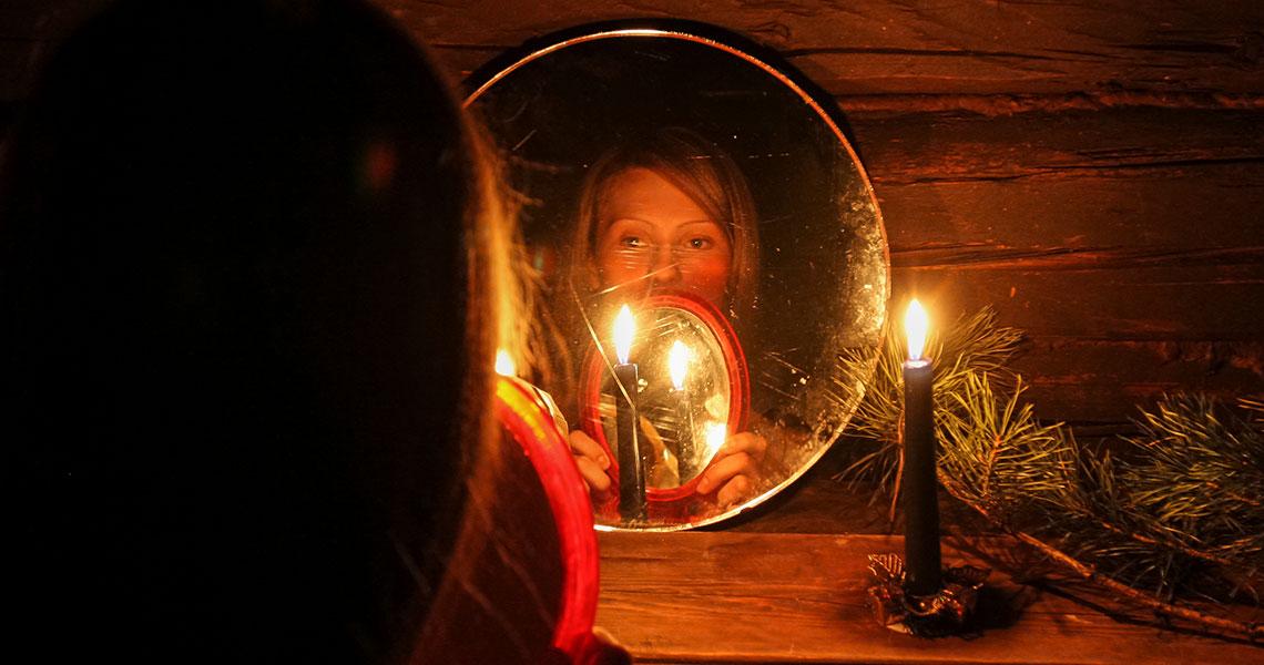 Святочные гадания в Коридоре затмений: магическая сила предсказаний