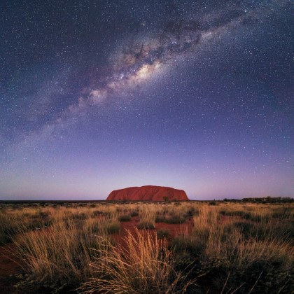uluru astrophotography workshop