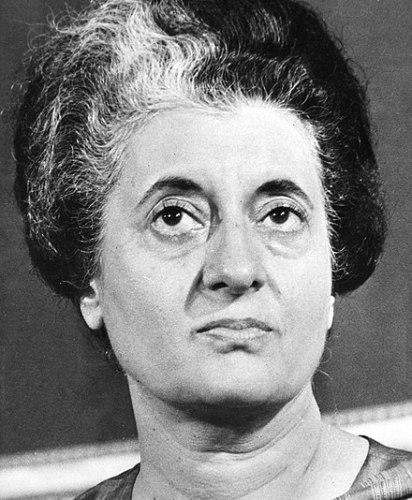 440px-Indira_Gandhi_1977 longevity life span kundli horoscope birth chart indira gandhi prime minister india
