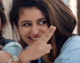 priya-varrier supreme court scraps fir against priya prakash varrier