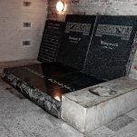 Место захоронения грузинских царей Вахтанга и Теймураза