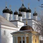 Кирилловская часовня и Троицкий собор