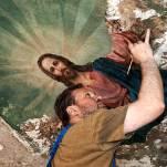 Реставрация фресок в часовне преподобного Кирилла
