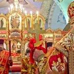 Архиерейское богослужение в неделю Антипасхи