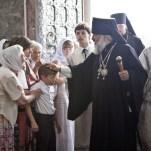 Служение архиепископа Ионы в день памяти священномученика Иосифа