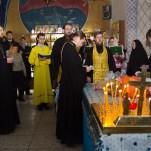 Панихида по погибшим в результате терактов в г. Волгоград
