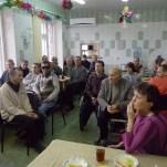 Посещение центра социальной адаптации