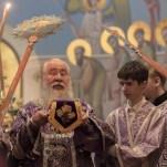 Неделя Крестопоклонная, служение митрополита Ионы