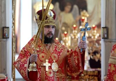 Преосвященный Антоний, епископ Ахтубинский и Енотаевский