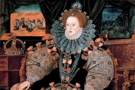Королева Елизавета I Тюдор