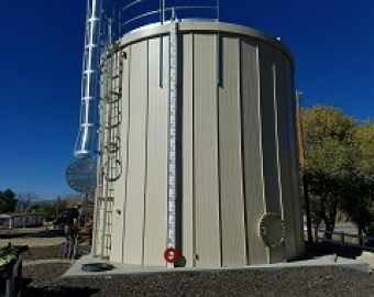 Hydro Pro Fire Tank in Falcon, CO