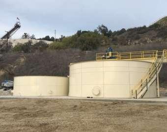 Clarifier Tanks