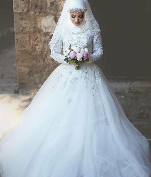 Hijab mariage 10
