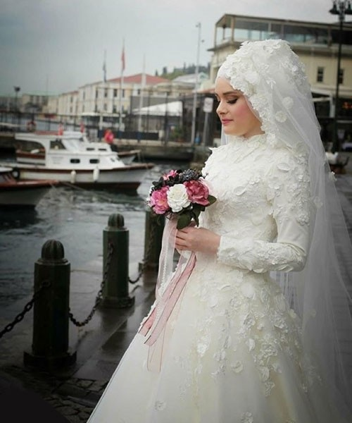 Hijab mariage 11