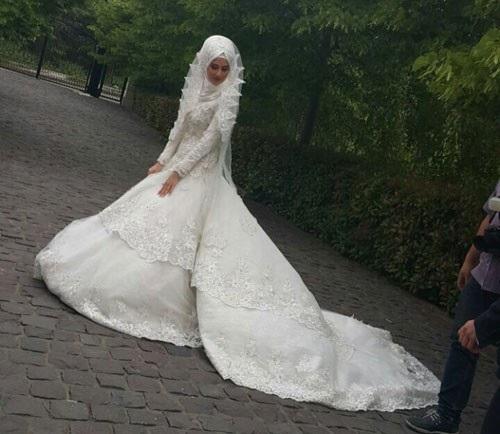 Hijab mariage 4