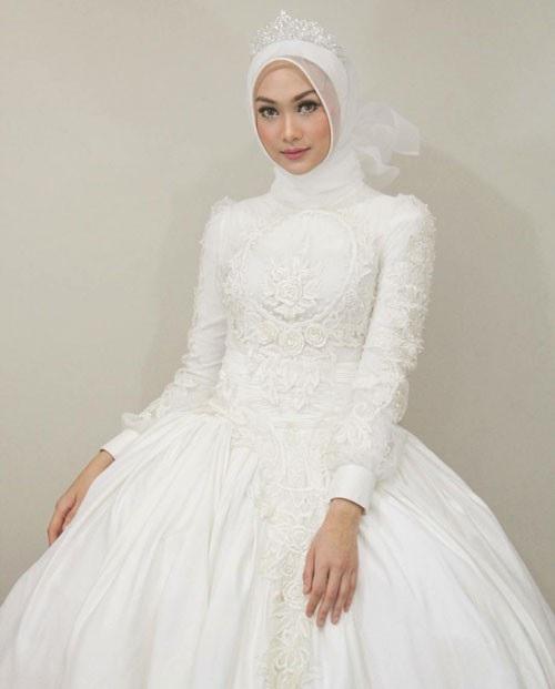Hijab mariage 8