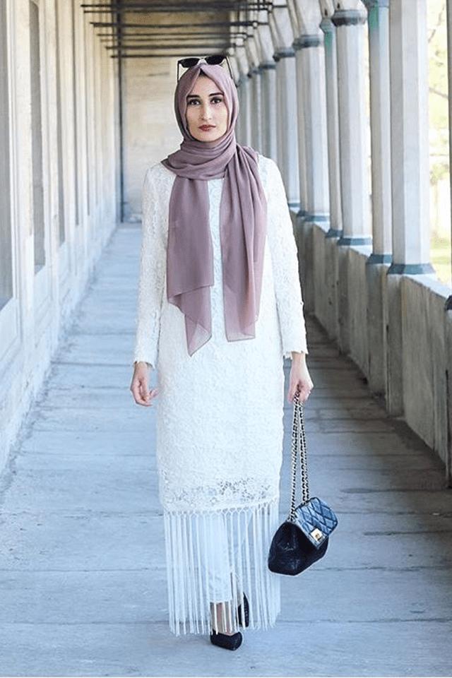 30 Styles De Hijab Sublimes Et De Couleurs Fashion