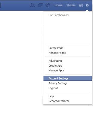 Proteceger votre compte  Facebook 1