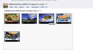 Télécharger vidéo sur Facebook