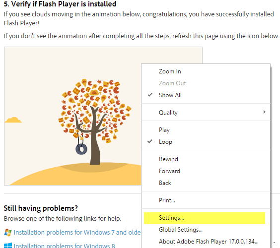 Adobe-Flash-Player-parametres