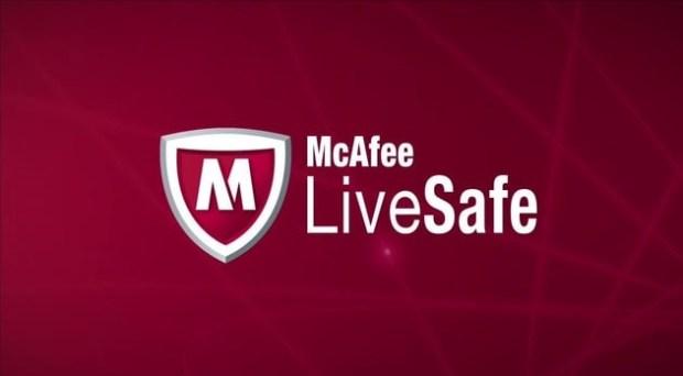 McAfee - Meilleur Antivirus 2018