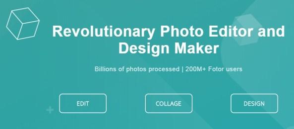 Fotor - Comment modifier vos photos sur PC sans aucun logiciel