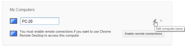 Accès à distance à l'ordinateur avec Google Chrome - 4