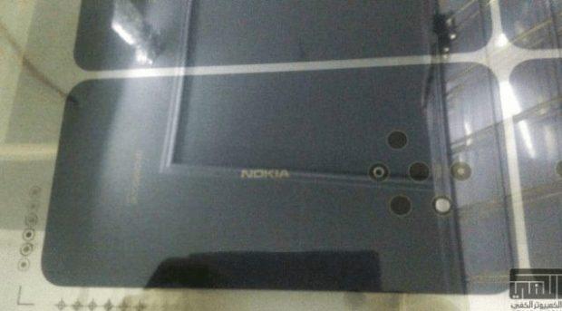 Nokia 9 photos divulgués