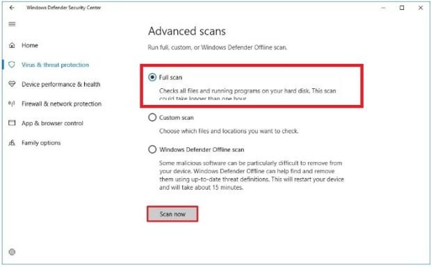 windows-10-Defender-Scan-avancee