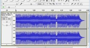 audacity extraire audio