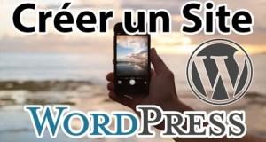 Création et hébergement d'un site WordPress