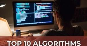 Top 10 des algorithme