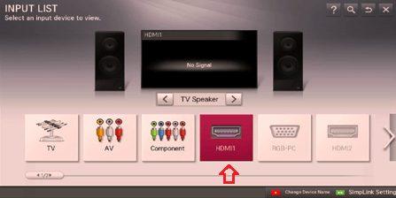 choisir-entree-HDMI-TV