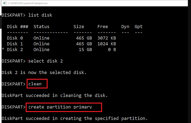 diskpart-clean-creer-partition