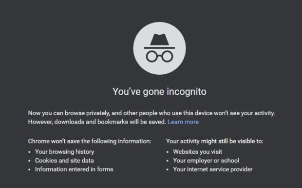 google-chrome-navigation-privee