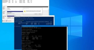 Supprimer partition Windows 10