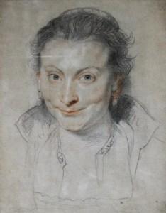 Rubens, technique des trois crayons