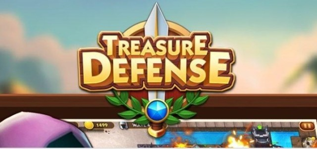 Treasure Defense Triche