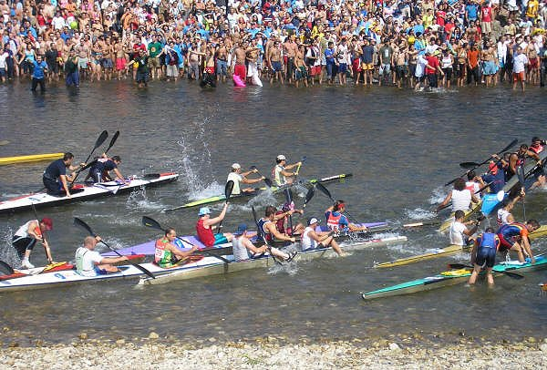 Miles de Piragüistas de todo el mundo quieren participar