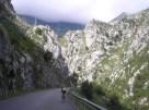 La ruta del Cares en bici. Arenas-Poncebos