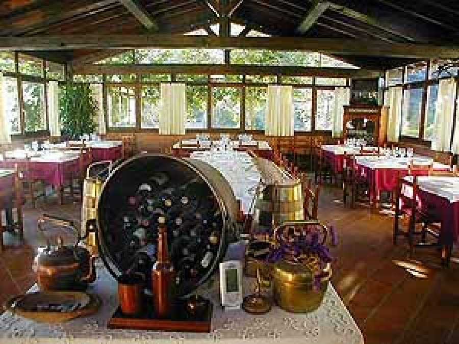 Comedor restaurante puente dobra