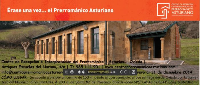 El Prerrománico de Oviedo